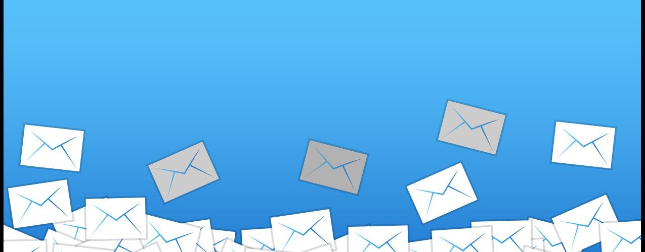 Encuentra 1 Millón de dólares rezagados en una pila de correo