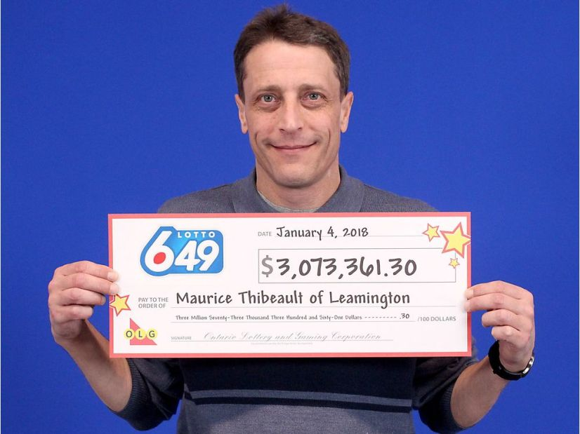 Es demandado por ganar sorteo de lotería