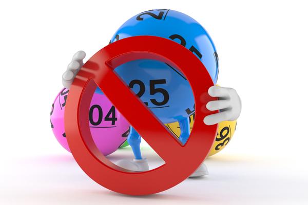 8 Estados en los que jugar a la lotería es ilegal