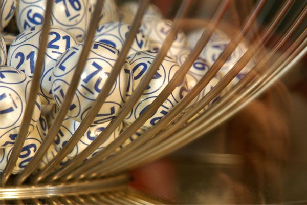 Historia de la lotería actual
