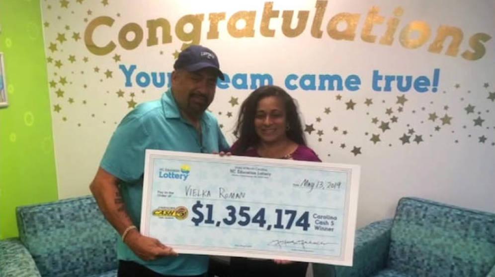 Un billete de lotería TuLotero