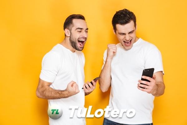 Ganadores de Chispazo TuLotero