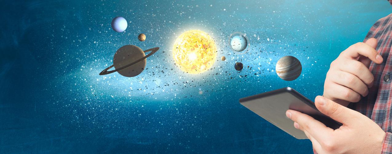 Júpiter y los horóscopos podrían hacerte ganar en Chispazo