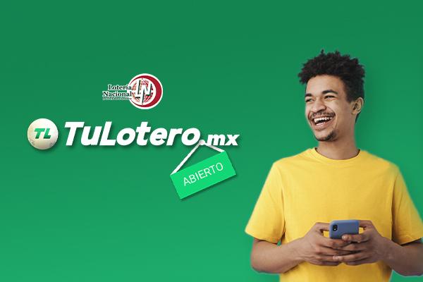 Los sorteos de Lotería Nacional TuLotero