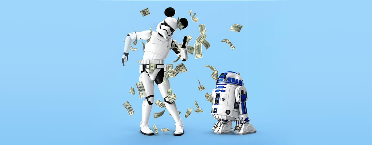 ¡Premio mayor! Heredan una colección de Star Wars valuada en millones