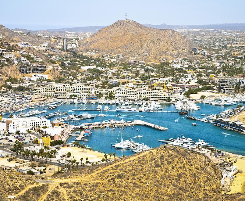 Baja California Sur y Quintada Roo